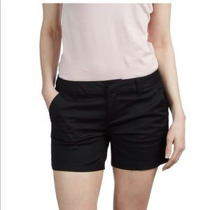 Volcom Bermuda shorts in black